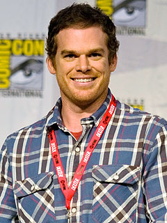 Cancer-Free Michael C. Hall Back to Work on Dexter