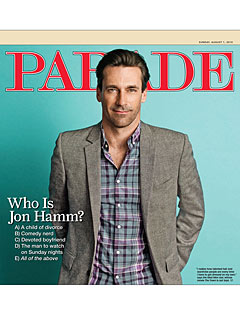 Jon Hamm: My Girlfriend Is the 'Love of My Life'