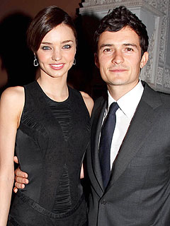 Miranda Kerr & Orlando Bloom Welcome a Son?