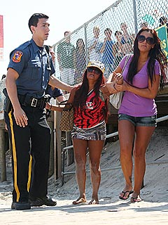 Snooki Arrested for Alleged Public Drunkenness