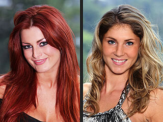 Big Brother : Rachel and Kristen Strike Up a Catfight