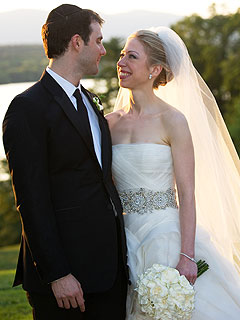 Inside Chelsea Clinton's Chic Wedding Reception