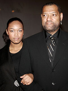 Laurence Fishburne's Daughter: I've Always Wanted to Be a Porn Star