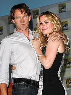 Anna Paquin and Stephen Moyer Get Married