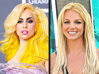 Lady Gaga Battles Britney Spears for Twitter Supremacy