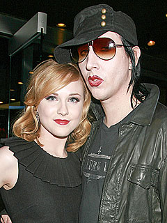Marilyn Manson and Evan Rachel Wood Call It Quits (Again!)