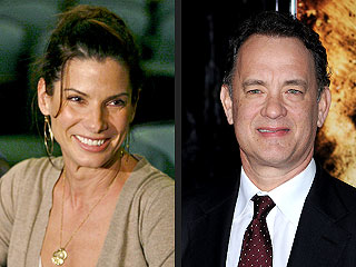 Sandra Bullock Being Wooed for Movie – with Tom Hanks