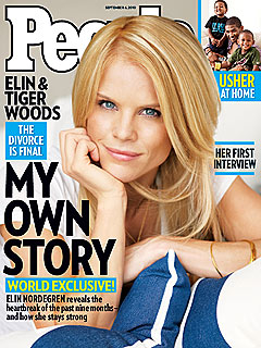 Elin Nordegren Speaks: 'I Feel Stronger Than I Ever Have'