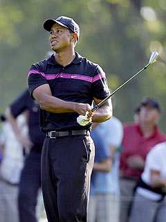 Tiger Woods's Golf Game Shines after Divorce