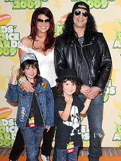 Slash Calls Off His Divorce