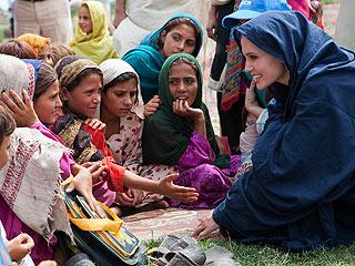 Angelina Jolie Speaks Out Against Planned Koran Burning