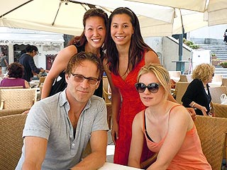 PHOTO: Anna Paquin and Stephen Moyer's Italian Honeymoon