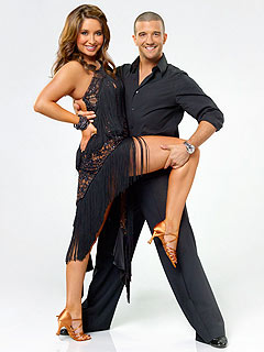 Bristol Palin - Dancing With the Stars Elimination