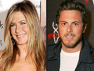 What Does Jennifer Aniston See in Lindsay Lohan's Ex?