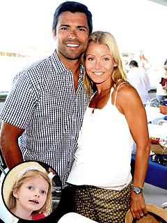 Gwyneth Paltrow and Kelly Ripa's Little Equestrians