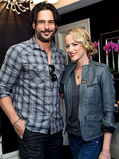 True Blood&#39;s Joe Manganiello Hungry Like a Wolf for His Girlfriend