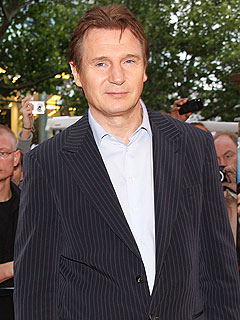Liam Neeson Loves Being an Action Star