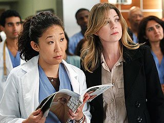 Grey's Anatomy: Meredith and Cristina Succeed in Surgery