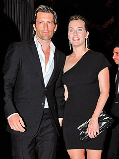PHOTO: Kate Winslet Steps Out in Spain with Her New Man