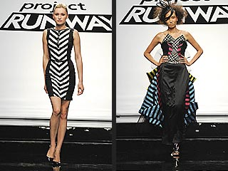 Runway: High Fashion Stoops Low