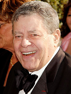 Jerry Lewis Suffers 'Mild' Heart Attack
