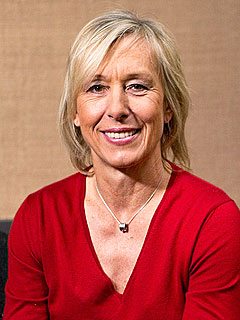 Martina Navratilova: I Am Cancer Free