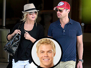 Derek Hough: Ryan Seacrest 'Fits Right in with My Family'