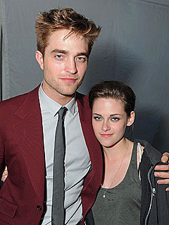 Robert Pattinson and Kristen Stewart: Heating Up