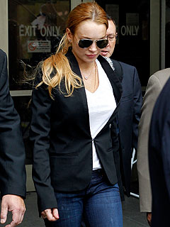 Lindsay Lohan Goes Back to Rehab, Not Jail