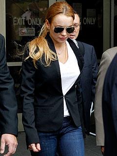 Lindsay Lohan Goes Back to Rehab, Not Jail