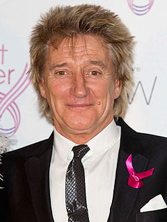 Rod Stewart Speaks Out About Daughter Put Up for Adoption