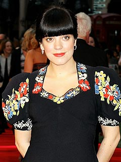 Lily Allen's Condition Improving