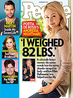 Portia de Rossi: 'I Don't Want to Have Any More Secrets'