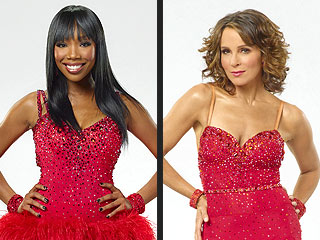 Brandy and Jennifer Grey Tie for First on DWTS - Recap