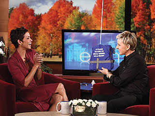 Halle Berry: 'I Do Like Being Naked'