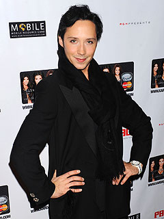 Skating with the Stars: Johnny Weir Will Be a Tough Judge