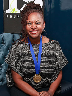 Robin Quivers&#39;s Marathon Achievement
