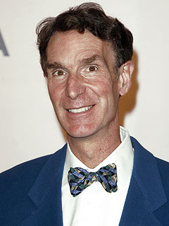 Bill Nye Recovered from Collapse