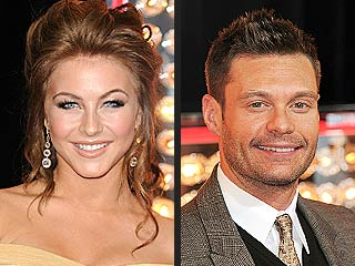 Celeb Sightings: Ryan Seacrest, Julianne Hough, Katy Perry
