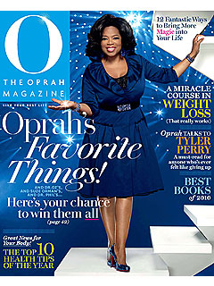 Oprah Winfrey's Giving Away More of Her Favorite Things