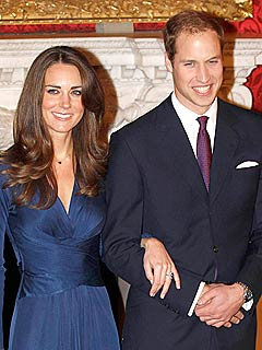 Kate Middleton Engagement Ring Pictures