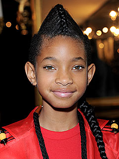Willow Smith to Whip Her Hair on Dick Clark's New Year's Rockin' Eve