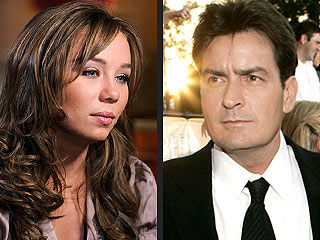 Charlie Sheen: Capri Anderson Tried to Extort $1 Million