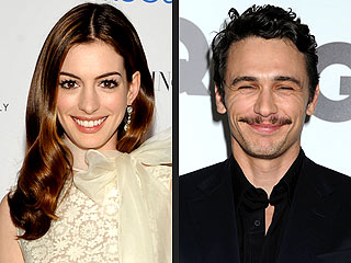 James Franco & Anne Hathaway Hosting the Oscars