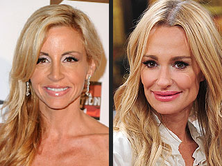 Real Housewives of Beverly Hills Stars Offer Taylor Armstrong Condolences