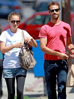 Benjamin Millepied Engagement Has Natalie Portman 'Indescribably Happy'
