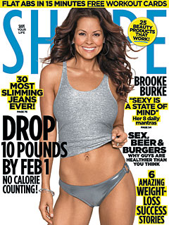 Brooke Burke: How I Keep My Love Life Hot & Steamy