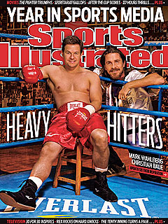PHOTO: Mark Wahlberg Graces Sports Illustrated Cover