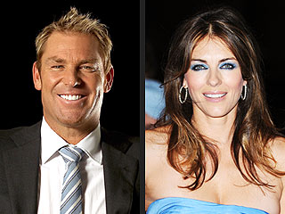 Elizabeth Hurley's Alleged Love Interest Says He Split from His Wife