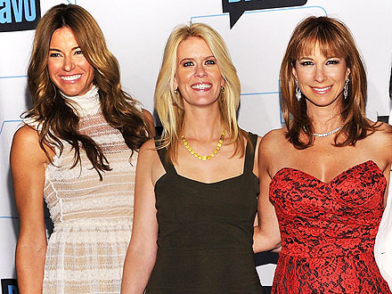 Real Housewives of New York City  Jill Zarin, Kelly Bensimon & Alex McCord Fired